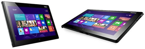 Lenovo's Thinkpad 2 To Push Windows 8 | stockpricetoday.com | The Truth Behind the Headlines | Scoop.it