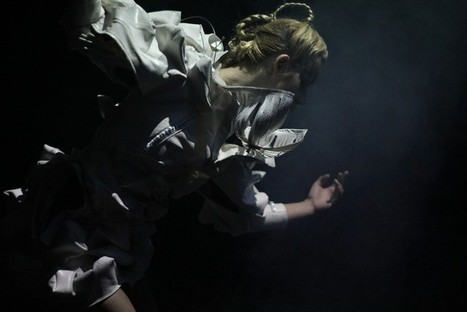 Obstruction: Performance Wearable - Fashioning Technology   DigitAG& journal   Scoop.it