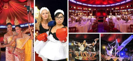 Palazzo Theatre and Restaurant in Phuket | Phuket Thailand Travel | Scoop.it