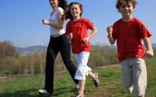 Today's kids less fit than parents as youngsters   heart health news   Scoop.it