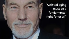 Sir Patrick Stewart: 'Assisted dying must be a fundamental right for us all' - ITV News | Assisted Dying | Scoop.it