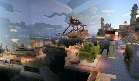 Assassin's Creed Revelation Map for Minecraft (1.8/1.7.10/1.7.2) | MinecraftMaps | Scoop.it