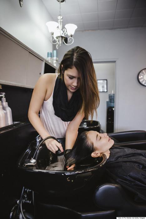 Un AVC à cause d'une visite chez le coiffeur? | Hygiène Plus | Scoop.it