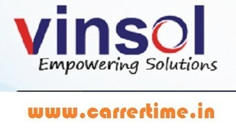 Vinsol Recruiting fresher software Developers in Delhi - Carrer Time | praveen varma | Scoop.it