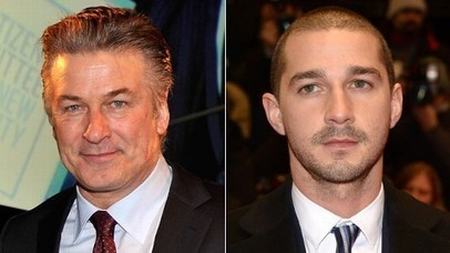 Shia LaBeouf Calls Out Former 'Orphans' Co-Star Alec Baldwin - ABC News (blog) | Shia LaBeouf | Scoop.it