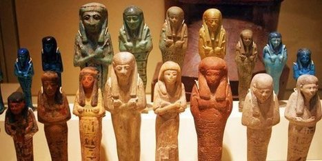 Egyptian embassy in Berlin to receive smuggled 2,700 year old statue | Egiptología | Scoop.it