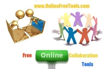 13+ Free Online Collaboration Tools   Online Free Tools   Aleph   Scoop.it