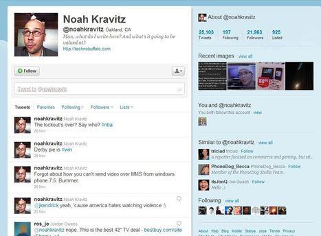 Combien coute un follower sur Twitter ? | twitter : quels usages ? | Scoop.it