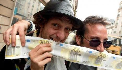 En Europe, les pays riches de plus en plus riches | L'actualité en Europe | Scoop.it