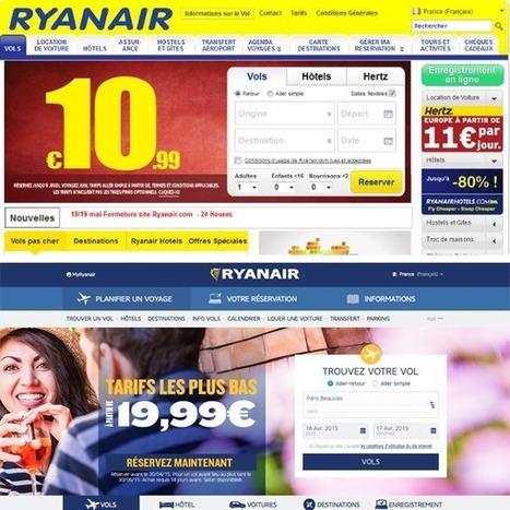 Comment Ryanair redore son image grâce au digital - Voyage Sur Le Net | Communication & Tourisme | Scoop.it