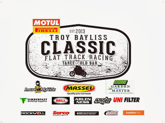 The Troy Bayliss Classic Flat Track | California Flat Track Association (CFTA) | Scoop.it