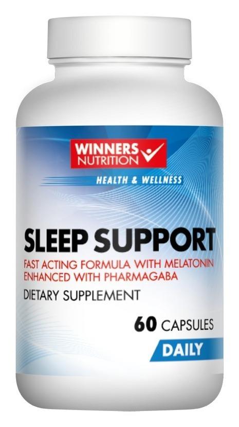 Sleep Support   SPORTS NUTRITION   Scoop.it