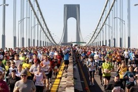 ING New York City Marathon Could See Record Numbers This Year - Competitor.com | Running | Scoop.it