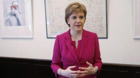 Sturgeon: Second referendum 'if and when Scotland wants it' - BBC News | My Scotland | Scoop.it