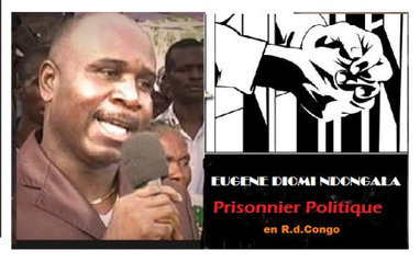 L'ACAJ dénonce le harcèlement de la justice contre Diomi Ndongala et l'arrestation arbitraire de son avocat/TEMPETE DES TROPIQUES | EUGENE DIOMI NDONGALA, PRISONNIER POLITIQUE EN RDC | Scoop.it
