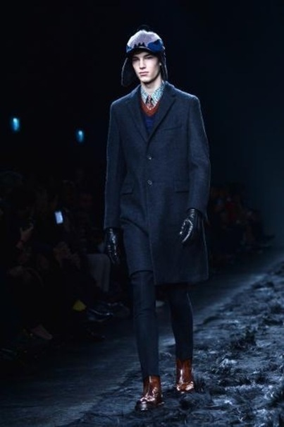 Mode homme à Milan: retour aux fondamentaux - La Croix | Tendance du prêt-à-porter | Scoop.it