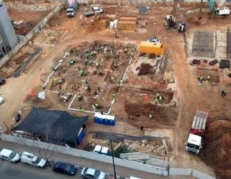 The Archaeology News Network: Ancient well unearthed in northern Tel Aviv | Noticias de Arqueología | Scoop.it