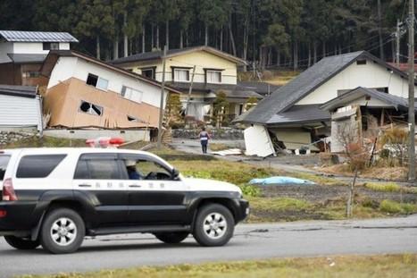 Japon: séisme de magnitude6,8 à Nagano,au moins 20blessés | Risques et Catastrophes naturelles dans le monde | Scoop.it