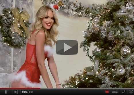 This may be the most awkward Victoria's Secret video ever - Fashionising.com | Imatge | Scoop.it