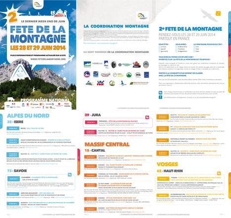 Fête de la Montagne: 27 et 28 juin 2015 ...partout dans les massifs | Ecobiz tourisme - club euro alpin | Scoop.it