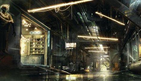 Deus Ex Mankind Divided: l'univers cyberpunk à son meilleur   Post-Sapiens, les êtres technologiques   Scoop.it