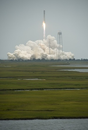 Next Antares Flight to ISS Now NET Aug. 22 at Parabolic Arc   New Space   Scoop.it