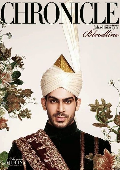 Fahad Hussain Couture Bloodline Groom wear 2014 Catalog - Beauty Tips & New Fashion   Beauty tips & New Fashion   Scoop.it
