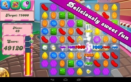 Candy Crush Saga 1.36.1 EXTREME MOD APK (Unlocked Levels, Episodes, Unlimited Lives and much more) | Android Apps Free Download | Scoop.it