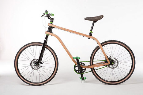 Bonobo Plywood Bicycle | Life, The Universe & Everything.... | Scoop.it