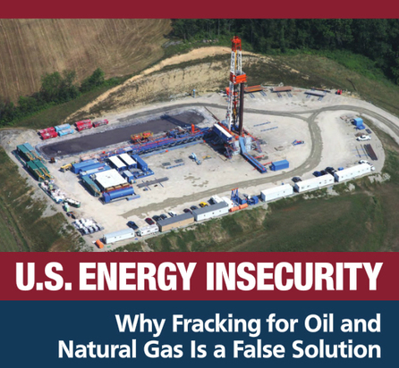 Fracking Industry Aims to Export Natural Gas While Touting False Claims of Energy Security | EcoWatch | Scoop.it