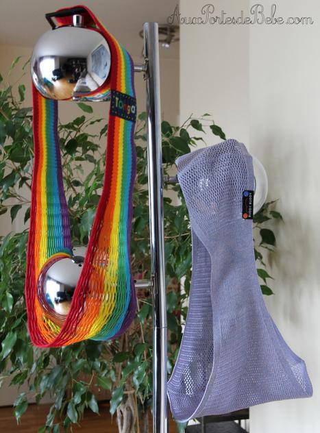 Tonga® ou SUPPORi ? | Moyen de portage (écharpe, porte-bébé...) | Scoop.it