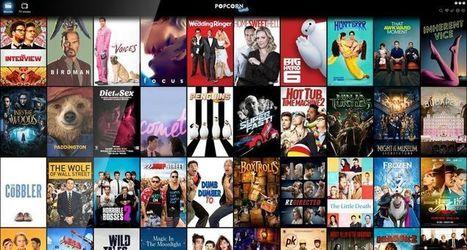 Popcorn Time, les pirates se goinfrent | Média et société | Scoop.it