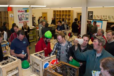 MAKE's First International Maker Meetup aSuccess! | DIY | Maker | Scoop.it