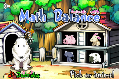 App Store - Animals with Math Balance for Kids! | Applying tech integration | Scoop.it