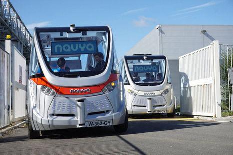 Le véhicule autonome va-t-il écraser toutes les autres formes de mobilité ? | Vous avez dit Innovation ? | Scoop.it