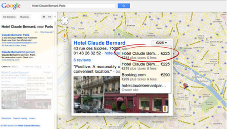 Google Hotel Finder available  to independent hotels | Internet Hotel Marketing | Scoop.it