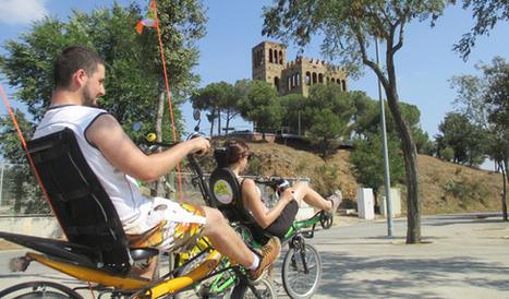 Rutas en bicicleta reclinada | BCNSHOP | Bici reclinada - Recumbent bike - Vélo couché | Scoop.it