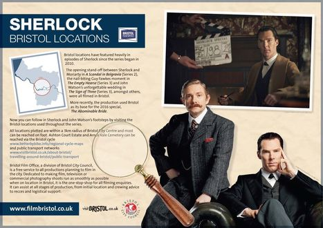 Bristol Sherlock Locations Trail | Screen Tourism | Scoop.it