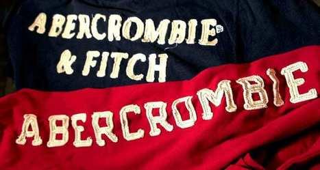 Abercrombie renonce à son logo en Amérique du Nord | DavidDcom | Scoop.it