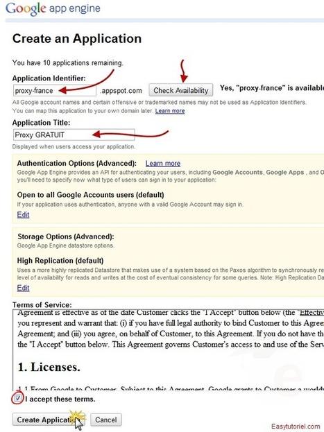 Comment créer un site web Proxy gratuitement ! | Time to Learn | Scoop.it