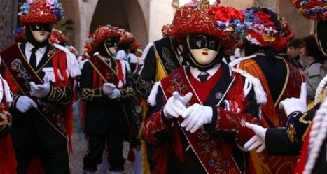The dancers and masks of the traditional Carnival of Bagolino | Travel blogging | Scoop.it