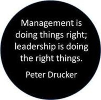 The Eternal Debate: Can Managers Learn to Lead, and Leaders to Manage? | Coaching Leaders | Scoop.it