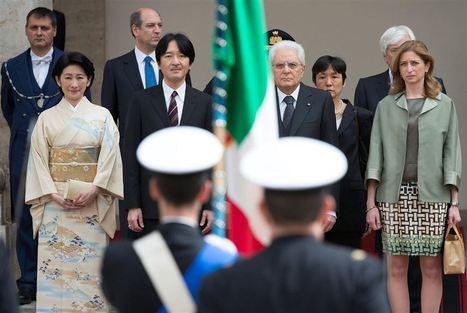 Prins Akishino en prinses Kiko in Italië - Vorsten | La Gazzetta Di Lella - News From Italy - Italiaans Nieuws | Scoop.it