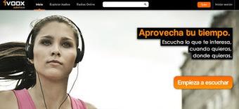 Contar con TIC: iVoox: almacenar y gestionar audios en la nube | Las TIC y la Educación | Scoop.it