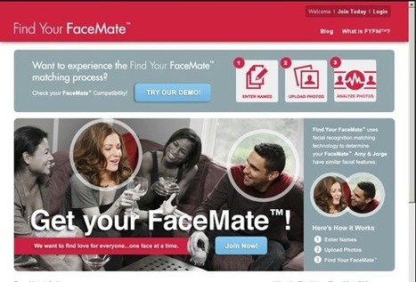Is Find Your FaceMate The Vainest & Creepiest Online Dating Site Of Them All? | Online Dating & Reviews | Scoop.it