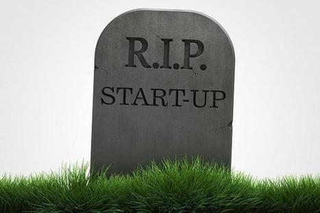 Chart of the Day: Startup death trends | New Tech Startups | Scoop.it