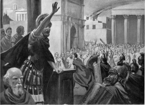 The Iris Project - How to Win Elections in the Roman Republic | Roman Times | Scoop.it