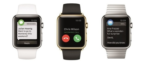 Why the Apple Watch will enable personalised travel | Tourism Social Media | Scoop.it