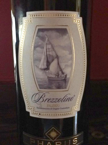 """Pharus """"Brezzolino"""" 2012 Falerio: Italy blending little-known grapes 