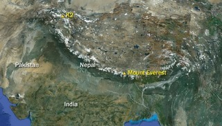 Geology in Motion: What's going on in the Himalayas? Are the glaciers receding or advancing? | Conformable Contacts | Scoop.it